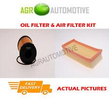 DIESEL SERVICE KIT OIL AIR FILTER FOR SUZUKI SPLASH 1.3 75 BHP 2008-