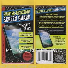 US SELLER! FREE S&H! SAMSUNG GALAXY S5 TEMPERED GLASS SCREEN PROTECTOR GUARD