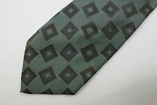 MOSCHINO  men's silk neck tie made in Italy