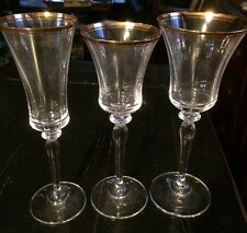 Mikasa Jamestown Gold Wine Estate Wine Or Fluted Champagne Pick Any One*