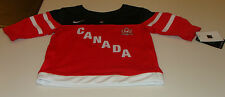 Canada 2015 World Juniors Hockey Jersey IIHF 100th Anniversary 12 Months
