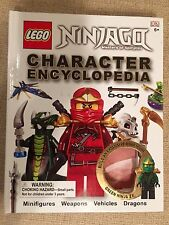 DK Lego Ninjago Character Encyclopedia Hardcover Book