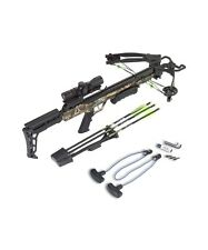 2017 Carbon Express X-Force Blade Crossbow Camo Ready To Hunt Kit