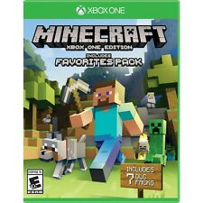 Minecraft: Xbox One Edition ¿ Favorites Pack