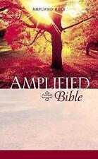 AMPLIFIED BIBLE Zondervan Staff BRAND NEW BOOK Ebay BEST PRICE!