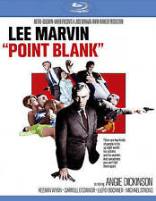 Point Blank (Blu-ray Disc, 2014) - NEW!!