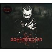Gothminister - Happiness In Darkness [ECD] (2009)  CD  NEW/SEALED  SPEEDYPOST