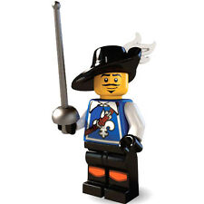LEGO Minifigure Series 4 Musketeer (NEW & SEALED)