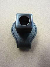Leatherette Magnetic Chalk Holder Pool Cue Chalk Holder