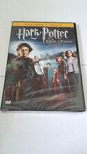 """DVD """"HARRY POTTER Y EL CALIZ DE FUEGO"""" PRECINTADA DANIEL RADCLIFFE EMMA WATSON"""