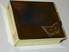 LOT 2 CD BOX Strauss Die Fledermaus HERBERT von KARAJAN Wiener Philharmoniker 87