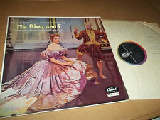 THE KING AND I LP RARE MONO UK 1ST PRESSING LCT-6108 EXCELLENT+