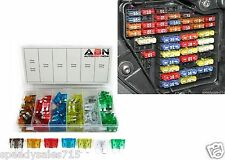 ABN 120pc Car Truck Fuse Assortment 5,7.5,10,15,20,25,30 AMP New Free Shipping