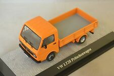 PREMIUM  classixxs13601 - Volkswagen VW pick up LT28 orange  1/43