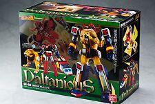 Bandai Chogokin Tamashii Future Robot Daltanias Action Figure Japan Import F/S