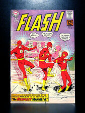 COMICS: DC: The Flash #132 (1962), Daphne Dean app - RARE (batman/wonder woman)