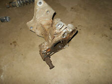 suzuki lt250 lt250ef quadrunner rear back axle housing carrier holder 1985 1986
