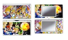Dragon Ball 272 Vinyl Decal Skin Sticker for Nintendo DS Lite DSL NDSL