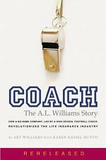 Coach by Art Williams (2013, Paperback)