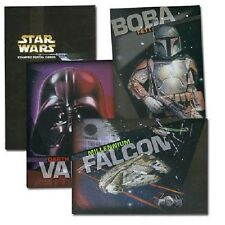 Star Wars Stamped Postal Cards set of 15