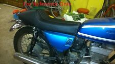 Suzuki GT185 GT 185 GT125 GT100 solo cafe racer sport seat leather CODE: D3024
