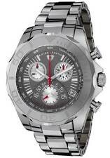 @NEW Swiss Legend Tungsten Pro Chronograph Tungsten Grey Dial SL-T8010-14