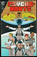 Psychonauts Vol 1 #1 Motofumi Kobayashi Rosas Epic Comics Graphic Novel 1993