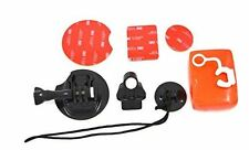TMC 10 Items Board Mount Surf Snowboard Wakeboard Set for GoPro Hero 4 / 3+ -...
