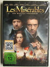 LES MISERABLES - DVD - OVP