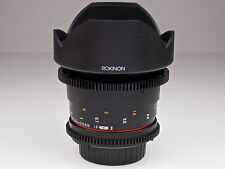 Rokinon 14mm T3.1 Cine DS Lens DS14M-N for Nikon F Mount EX-DEMO
