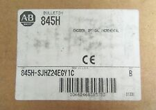 Allen Bradley Encoder Optical Incremental 845H SJHZ24EGY1C