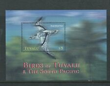 Tuvalu 2000 South Pacific Birds set of 2 MS
