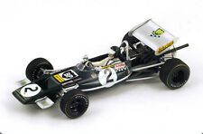 SPARK Lotus 69 No. 2 Winner Pau GP 1970 Jochen Rindt S2145 1/43