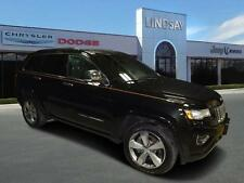 Jeep: Grand Cherokee 4X4 4dr Over