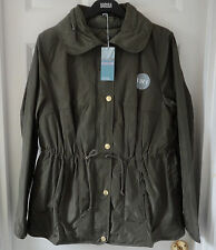 M&S Khaki Colour SZ 18 3-in-1 Padded Jacket with detachable Gilet, BNWT, Was £69