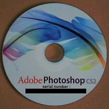 ✔️ Photoshop CS2 | ✔️ CD with Licence Number Printed | ✔️ Exactly like on Photo