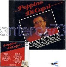 PEPPINO DI CAPRI RARO CD OMONIMO RICORDI 1986 - SIGILLATO