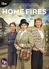 Home Fires . The Complete Series 1 . Season . ITV . 2 DVD . NEU . OVP