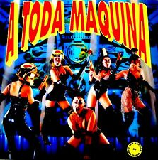 LPx2 - A Toda Maquina (VARIOUS MAKINA) NUEVO - NEW, STOCK STORE LISTEN