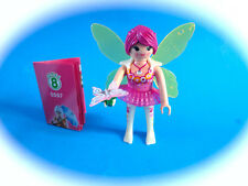 Playmobil  Figures Serie 8 Hada con mariposa - Fairy with Butterfly  5596