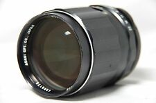 PENTAX SMC Super-Multi-Coated Takumar 135mm f/2.5 Lens SN4966176 *Excellent+*