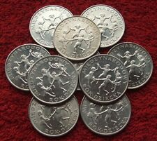 POLAND SET OF COINS PRL 20 ZL INTERNATIONAL YEAR OF THE CHILD 1979 ONE PIECE LOT