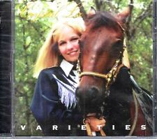 Crystal Lee Varieities Music CD New Sealed Rare Country Album