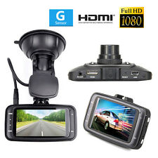 "1080P 2.7 ""HD LCD Noche CCTV de la visión del coche DVR En Accidente Cam Video R"