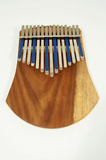 African Kalimba Instrument Celeste Solid Body Alto 15 note (Trademark Shape)