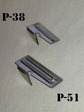 CAN OPENER 1 EA P-51 P-38 MILITARY US SHELBY CO USGI SET of 2 STEEL P51 P38 NEW