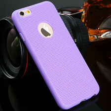 SOFT SILICONE TPU GEL BUMPER TPU CASE COVER FOR IPHONE 6 5 5S FASHION COLOR
