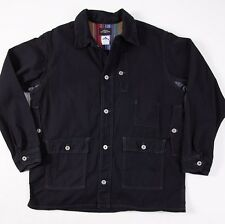 Rare POST O'ALLS x AKIZ Multi-Pocket Duck Canvas Cotton Jacket M/L Overalls