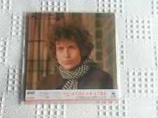 Bob Dylan  Blonde on Blonde  Japan Mini LP (Edición Japonesa)
