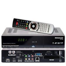Megasat HD 935 Double HDTV Sat récepteur USB PVR prêt Live Stream Mediacenter